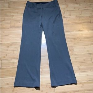 Express editor size 6R career dress pants gray
